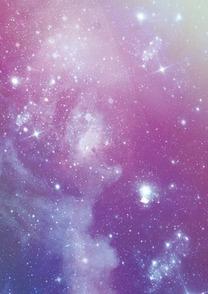 淘宝首页紫色星空背景