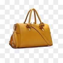黄色手拎包