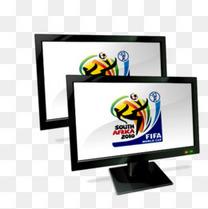 世界杯电脑屏幕