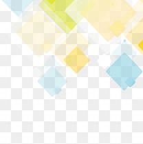 矢量彩色块