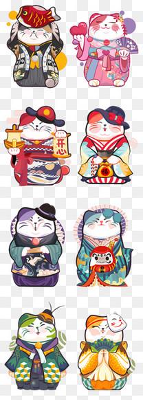 日本招财猫
