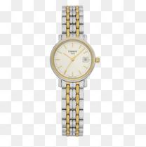 天梭手表简约石英女士手表