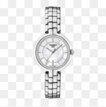 天梭手表石英女士手表