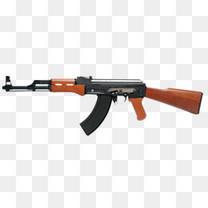 AK47枪械
