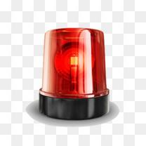 红色警报灯