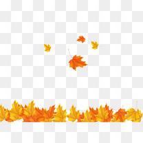 秋季枫叶背景图片
