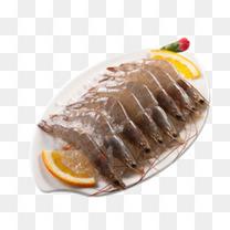 南美冻白虾