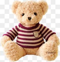 泰迪熊毛绒玩具