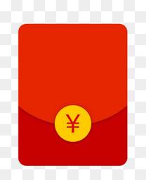 简约红包装饰图案