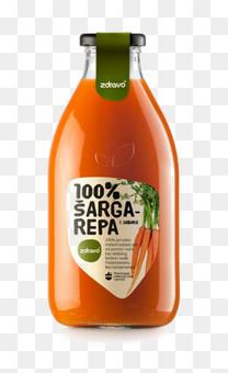 红色胡萝卜汁