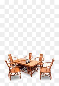品茶的桌案