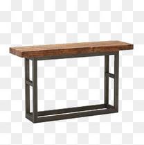 欧式置物架子书桌案台桌