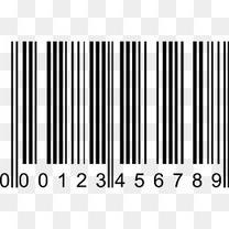 条形码矢量素材