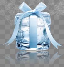 冰块礼包设计图片免费下载