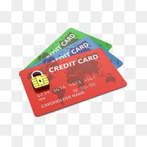 唯美3D立体银行卡