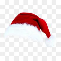 圣诞帽PNG素材免费下载