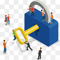 密码锁商务团队