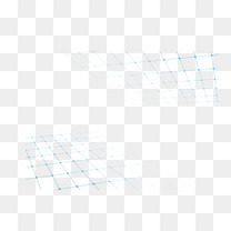 淡绿色节点网格背景