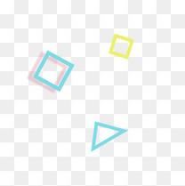 漂浮几何体