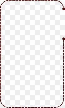 虚线文本框