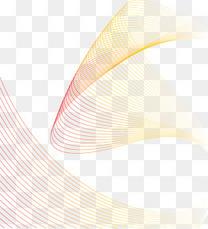 矢量红色曲线透视装饰背景