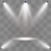 舞台灯照灯光效果