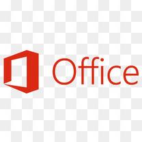 office办公软件标志矢量图