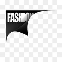 时尚英文艺术字