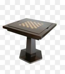 四方形的桌子