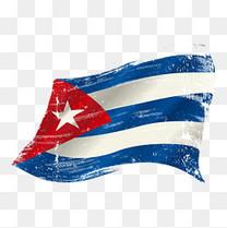 古巴国旗图片