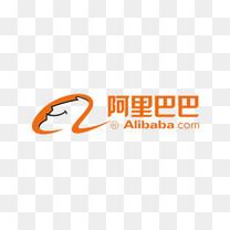 阿里巴巴橘色logo
