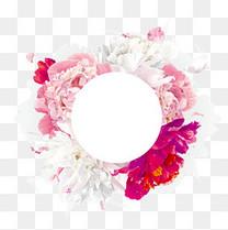 装饰花元素