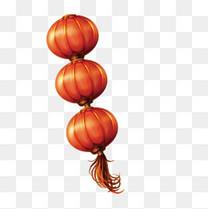 中国风喜庆灯笼