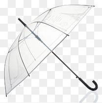 透明伞素材