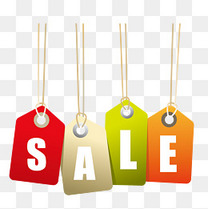 SALE标识促销E 销售标语