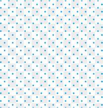 天蓝色波点花纹