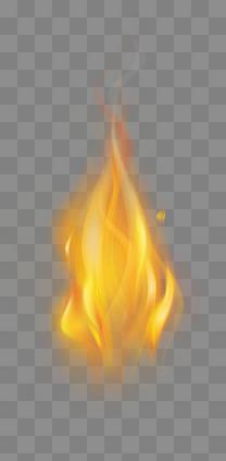 夏季火热促销火焰