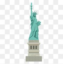 美国自由女神像