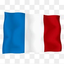 logo法国国旗矢量图