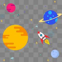 宇宙星球火箭