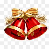 圣诞铃铛装饰品