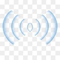 矢量信号图标