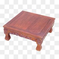 手工实木小桌子