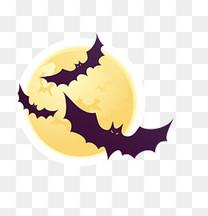矢量万圣节蝙蝠