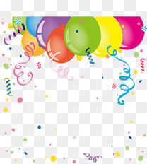 节日气球彩带飘带