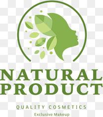 绿色的美容logo设计