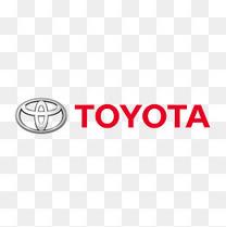 红色一汽丰田logo