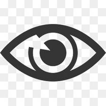卡通眼睛设计