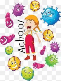 危害孩子健康的病毒