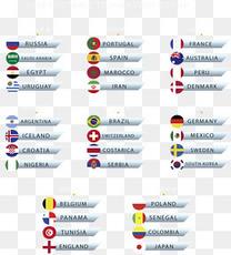俄罗斯世界杯小组比赛